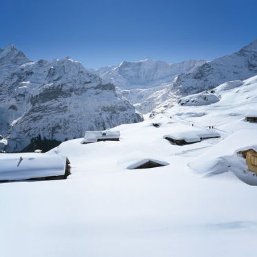 Inside Winter 35, Familienchalet Ahornen, Grindelwald, Berner Oberland, Berne, Switzerland