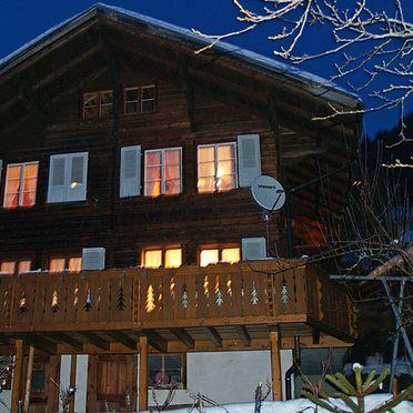 Außen Winter 30, Chalet Höfli, Jaun, Freiburg, Freiburg, Schweiz