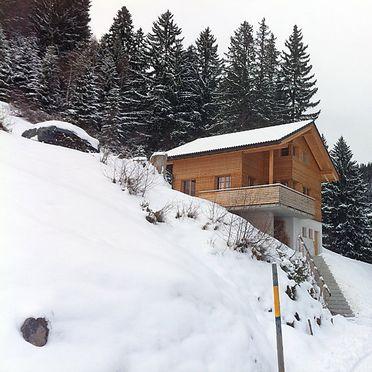 Outside Winter 26, Chalet Börtji, Furna, Prättigau/Landwassertal, Graubünden, Switzerland