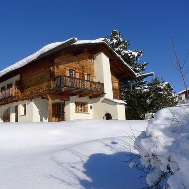 Outside Winter 28, Chalet Chistiala Dadens, Laax, Surselva, Graubünden, Switzerland