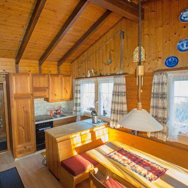 Innen Sommer 3, Chalet Höchi, Ebnat-Kappel, Ostschweiz, St. Gallen, Schweiz