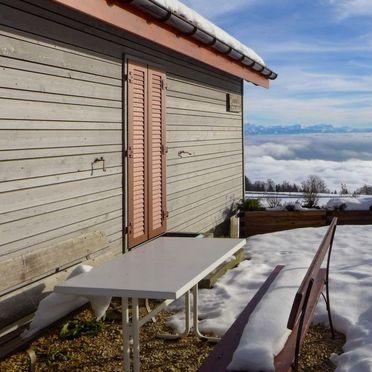 Innen Winter 35, Ferienchalet la Frêtaz im Jura, Bullet, Jura, Jura, Schweiz