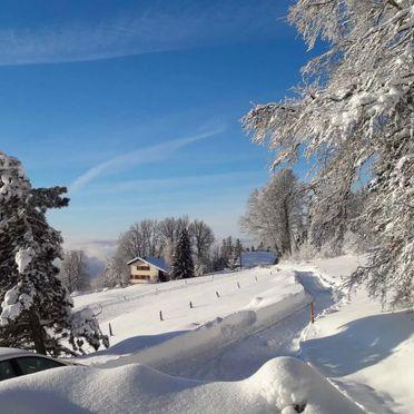 Innen Winter 36, Ferienchalet la Frêtaz im Jura, Bullet, Jura, Jura, Schweiz