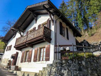 Ferienchalet Tsi-No in den Waadtländer Alpen - Vaud - Switzerland