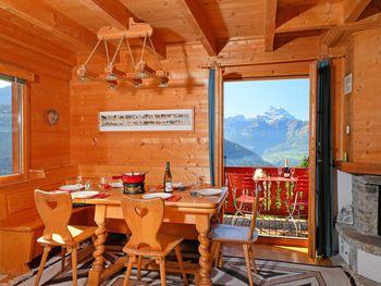 """Chalet """"Zan Fleuron"""" in den Waadtländer Alpen - Vaud - Switzerland"""