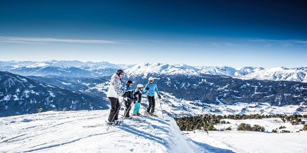 Vorweihnachtszeit in den Bergen inkl. 3-Tages-Skipass