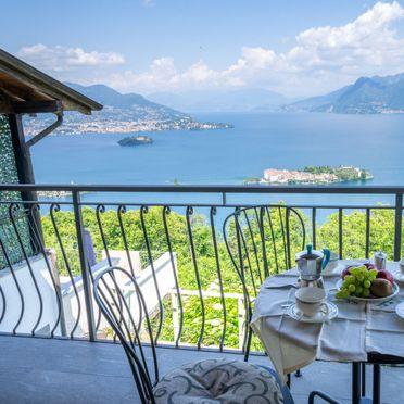 Innen Sommer 5, Chalet Ca' delle Isole, Stresa, Lago Maggiore, Piemont, Italien
