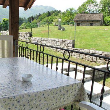 Innen Sommer 4, Rustico Iride, Mergozzo, Lago Maggiore, Piemont, Italien