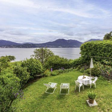 Außen Sommer 4, Rustico Morandi, Cannero Riviera, Lago Maggiore, Piemont, Italien