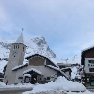 Innen Winter 28, Rustico Plen Solei, Valtournenche, Valtournenche, Aostatal, Italien