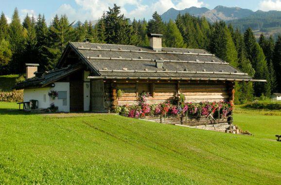 Außen Sommer 1 - Hauptbild, Chalet Tabia, Predazzo, Fleimstal, Trentino-Südtirol, Italien