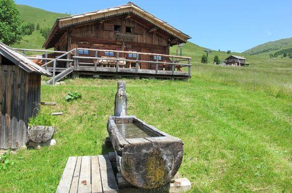 Außen Sommer 1 - Hauptbild, Chalet Baita Medil, Moena, Dolomiten, Trentino-Südtirol, Italien