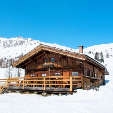 Außen Winter 25, Chalet Baita Medil, Moena, Fassa Valley, Trentino-Südtirol, Italien