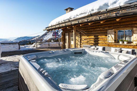 Außen Winter 26 - Hauptbild, Chalet Lusia, Moena, Fassa Valley, Trentino-Südtirol, Italien