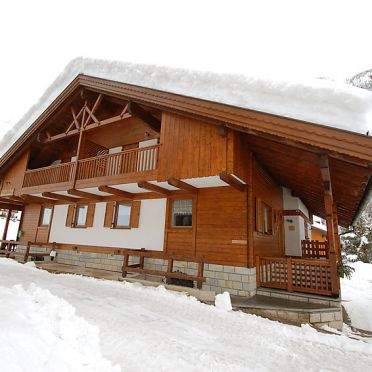 Outside Winter 38, Chalet Cesa Galaldriel, Canazei, Fassa Valley, Alto Adige, Italy