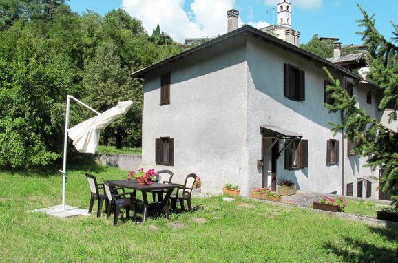 Außen Sommer 1 - Hauptbild, Rustico Al Mulino, Lago di Caldonazzo, Trentino-Südtirol, Trentino-Südtirol, Italien