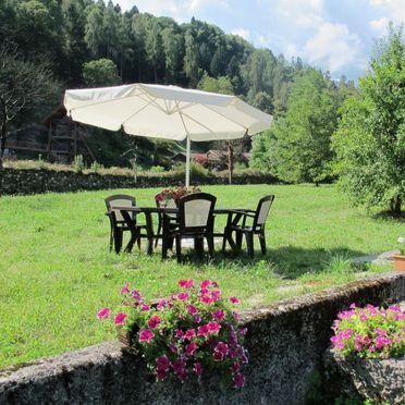 Außen Sommer 2, Rustico Al Mulino, Lago di Caldonazzo, Trentino-Südtirol, Trentino-Südtirol, Italien