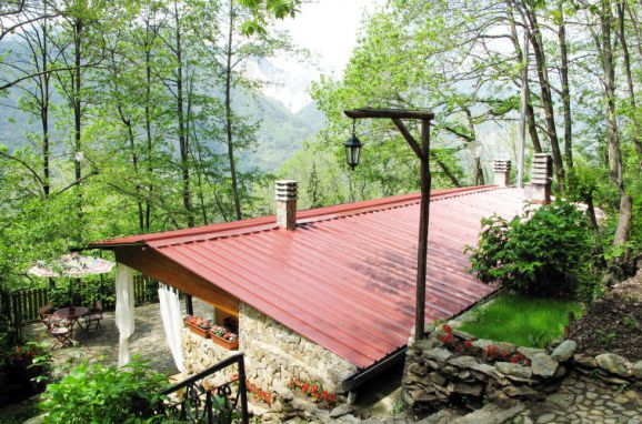 Außen Sommer 1 - Hauptbild, Ferienhaus Mare e Monti, San Carlo Terme, Versilia, Lunigiana und Umgebung, Toskana, Italien