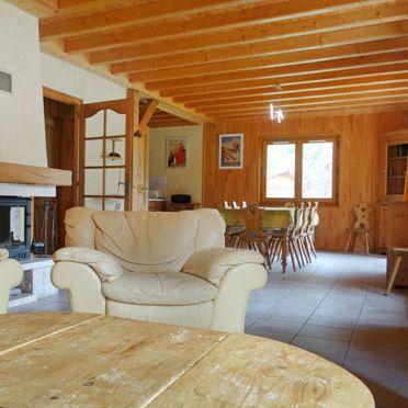 Inside Summer 1 - Main Image, Chalet Mendiaux, Saint Gervais, Savoyen - Hochsavoyen, Rhône-Alpes, France