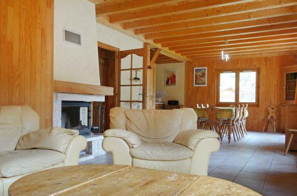 Inside Summer 1 - Main Image, Chalet Mendiaux, Saint Gervais, Savoyen - Hochsavoyen, Auvergne-Rhône-Alpes, France