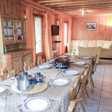 Inside Summer 4, Chalet Mendiaux, Saint Gervais, Savoyen - Hochsavoyen, Auvergne-Rhône-Alpes, France