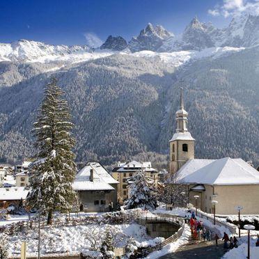 Innen Winter 22, Chalet Evasion, Chamonix, Savoyen - Hochsavoyen, Auvergne-Rhône-Alpes, Frankreich