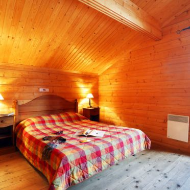 Inside Summer 5, Chalet bois de Champelle, Morillon, Savoyen - Hochsavoyen, Auvergne-Rhône-Alpes, France