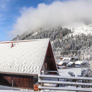 Außen Winter 29, Felsenhütte in Kärnten, Bad Kleinkirchheim, Kärnten, Kärnten, Österreich