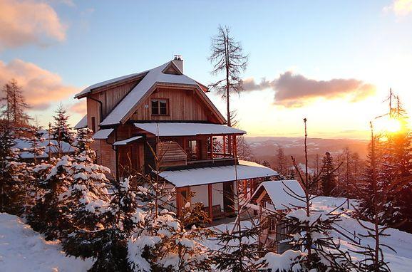 Außen Winter 15 - Hauptbild, Chalet Sonnkegel, Sirnitz - Hochrindl, Kärnten, Kärnten, Österreich