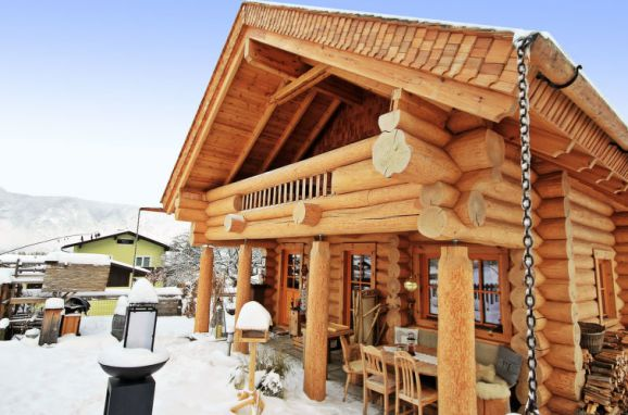 Outside Winter 33 - Main Image, Blockhütte Karin, Axams, Tirol, Tyrol, Austria