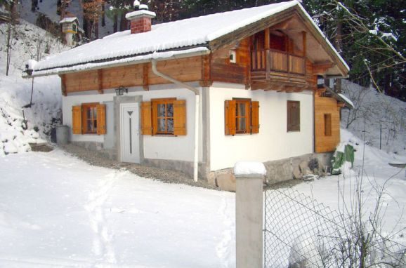 Außen Winter 31 - Hauptbild, Chalet im Wald, Werfenweng, Pongau, Salzburg, Österreich