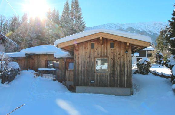 Außen Winter 39 - Hauptbild, Chalet Bärenkopf, Maurach, Tirol, Tirol, Österreich
