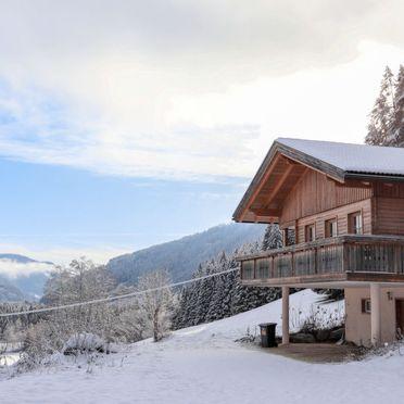 Außen Winter 24, Chalet Jupiter, Bad Kleinkirchheim, Kärnten, Kärnten, Österreich
