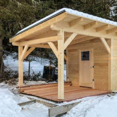 Innen Winter 20, Chalet Tom, Sirnitz - Hochrindl, Hochrindl-Alpl, Kärnten, Österreich