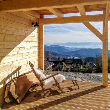 Außen Winter 17, Chalet Gimpl am Hochrindl, Sirnitz - Hochrindl, Kärnten, Kärnten, Österreich