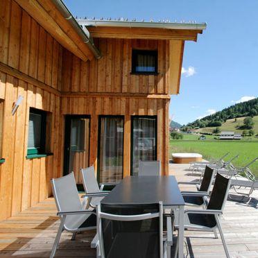 Außen Sommer 2, Chalet Murau, Murau, Murau, Steiermark, Österreich
