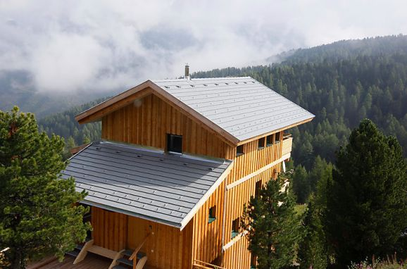 Outside Summer 1 - Main Image, Chalet Zirbe, Turracher Höhe, Steiermark, Styria , Austria