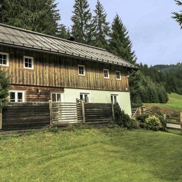 Außen Sommer 3, Ferienchalet Plaik, Sankt Martin am Tennengebirge, Pinzgau, Salzburg, Österreich