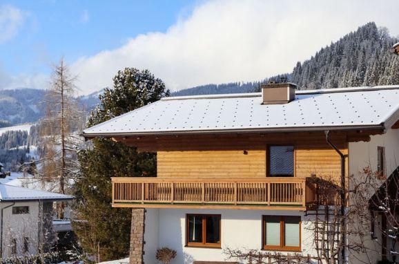 Außen Winter 34 - Hauptbild, Chalet Happy, Eben im Pongau, Pongau, Salzburg, Österreich