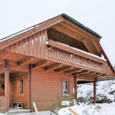 Außen Winter 28, Berghütte Simon, Gröbming, Steiermark, Steiermark, Österreich