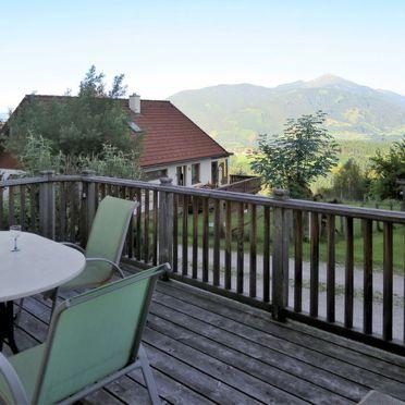 Außen Sommer 5, Chalet Hubner, Gröbming, Steiermark, Steiermark, Österreich