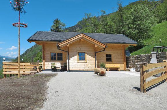 Außen Sommer 1 - Hauptbild, Chalet Waltl, Fusch, Pinzgau, Salzburg, Österreich