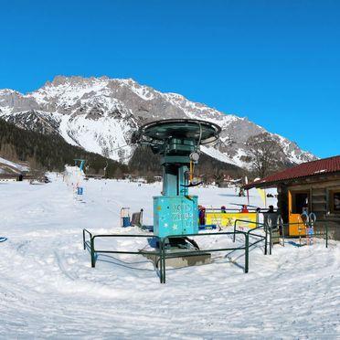Innen Winter 23, Chalet Walcher, Ramsau am Dachstein, Ramsau am Dachstein, Steiermark, Österreich