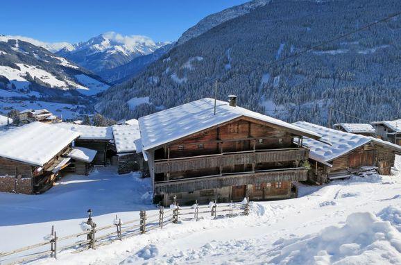 Outside Winter 20 - Main Image, Chalet Lippner, Tux, Zillertal, Tyrol, Austria