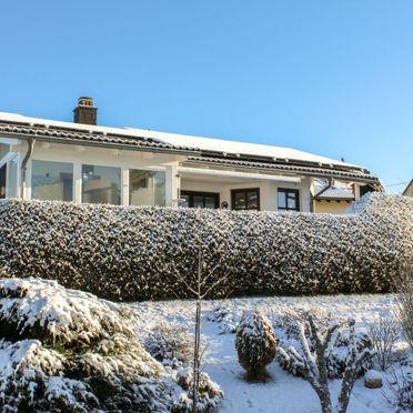 Außen Winter 34, Chalet Nest, Dittishausen, Schwarzwald, Baden-Württemberg, Deutschland