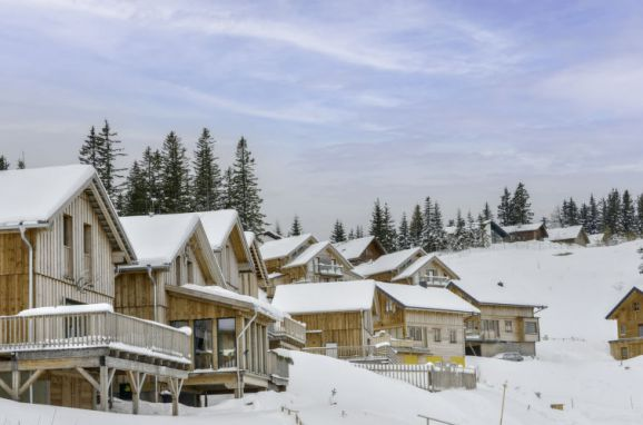 Außen Winter 46 - Hauptbild, Chalet Klippitzperle, Klippitztörl, Kärnten, Kärnten, Österreich