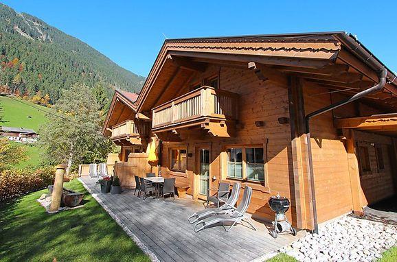 Außen Sommer 1 - Hauptbild, Hütte Antonia im Zillertal, Mayrhofen, Zillertal, Tirol, Österreich