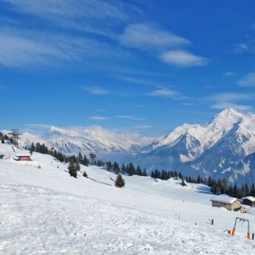 Inside Winter 42, Hütte Antonia im Zillertal, Mayrhofen, Zillertal, Tyrol, Austria