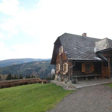 Außen Sommer 2, Kopphütte am Klippitztörl, Klippitztörl, Kärnten, Kärnten, Österreich