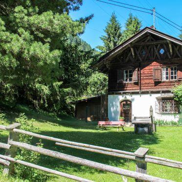 Außen Sommer 1 - Hauptbild, Jagdhütte Fürstenhaus im Zillertal, Ginzling, Zillertal, Tirol, Österreich